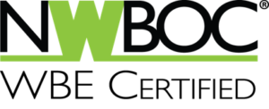 Certified Women-Owned Business by NWBOC