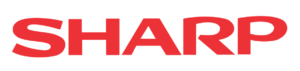 Sharp company logo